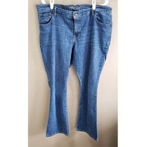 Old Navy - The Flirt - Bootcut Jeans Size 16